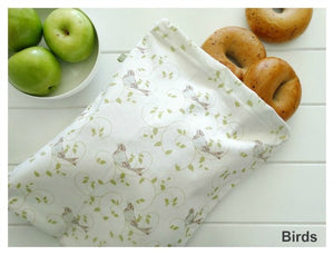 4MyEarth Reusable Bread Bag Eco Friendly Four Colours Kids Lunchbox For My Earth