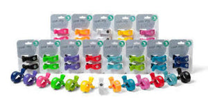 All4Ella Pram Pegs Stroller Clips 2 Pack All Colours Muslin Shade Sun Protection