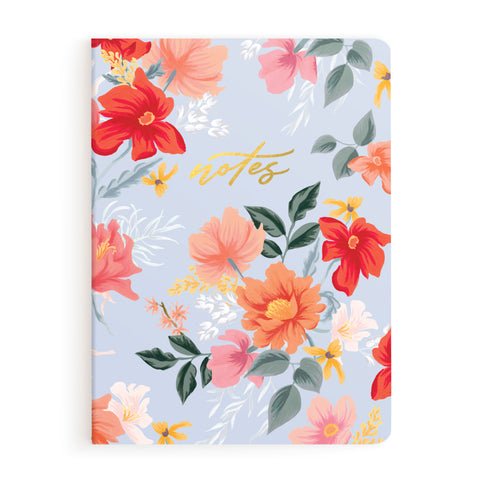 Bilberry Notebook - Min. of 3 per style