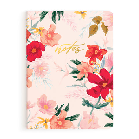 Poppy Notebook - Min. of 3 per style