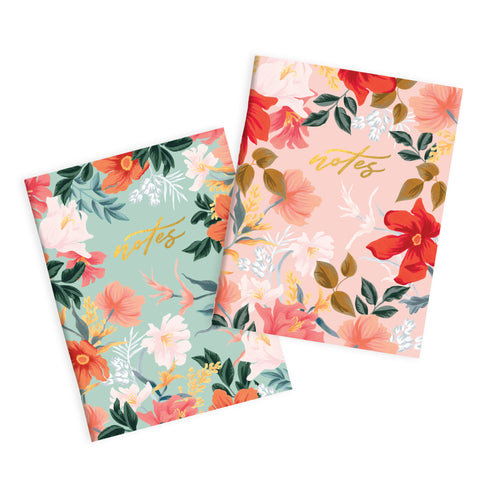 Hawthorn Pocket Notebook Pack - Min. of 3 per style