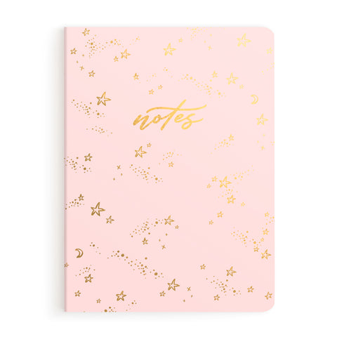 Stardust Notebook - Min. of 3 per style