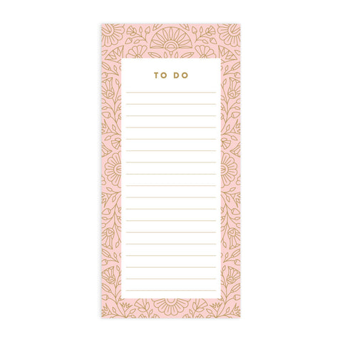 Giza DL Notepad - Min. of 4 per style