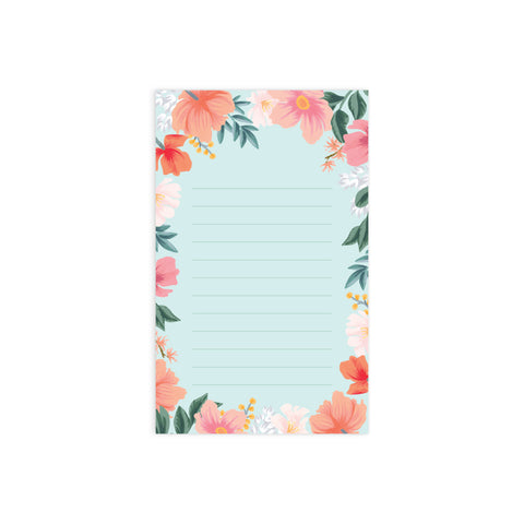 Wild Mint Magnet Notepad - Min. of 4 per style