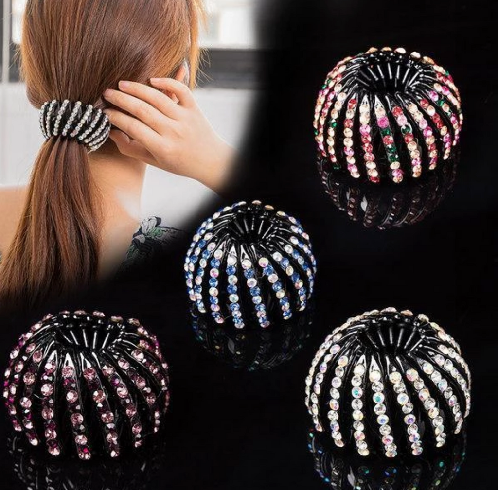 Magical Crystal Hair Clip