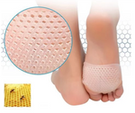 Honeycomb Forefoot Insoles 2 pair (4pcs)