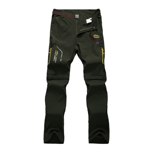 Quick Dry Outdoor Pants