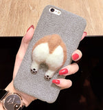 Funny Soft Pet iPhone Cover