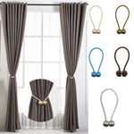 Magical Magnetic Curtain Buckles (2 pcs)