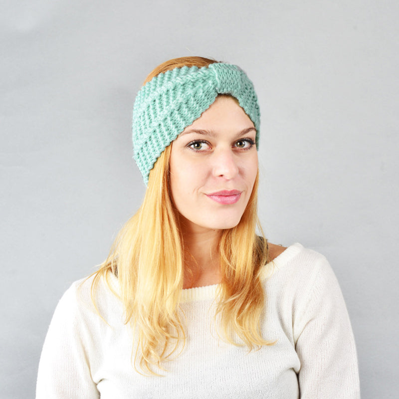 Women Winter Hat Bandage