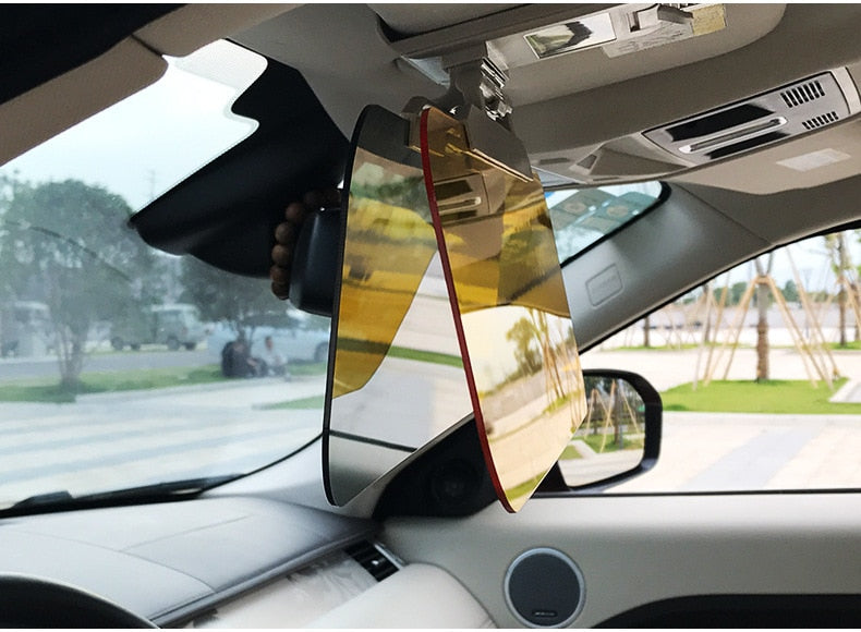 Day & Night Clear View Visor