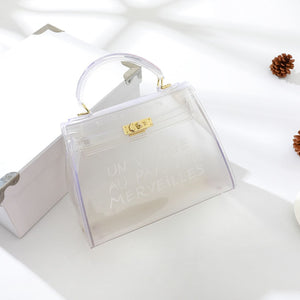 Transparent Fashion Bag