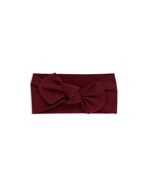 Ruby Bow Headband