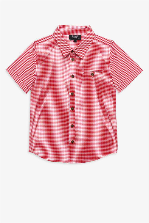 Man Style ShirtRed