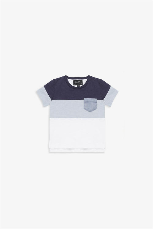 Boys Splice PKT Tee