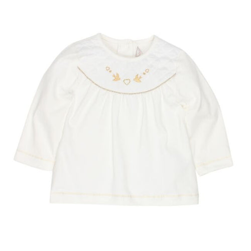 Brittany Embroidered Top  4 - 5