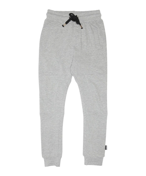 Marle Grey Panel Trackies