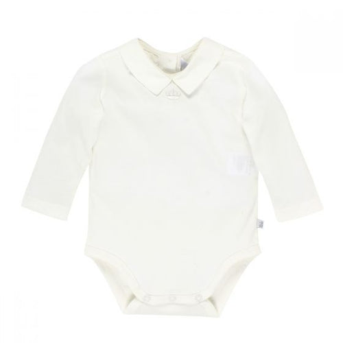 Boys LS Bodysuit W Collar
