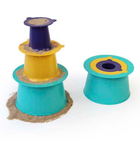 Alto Stackable Sandcastle