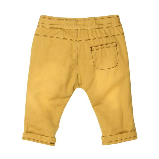 Fox & Finch Baby - Portland Micro Canvas Pant 3-5