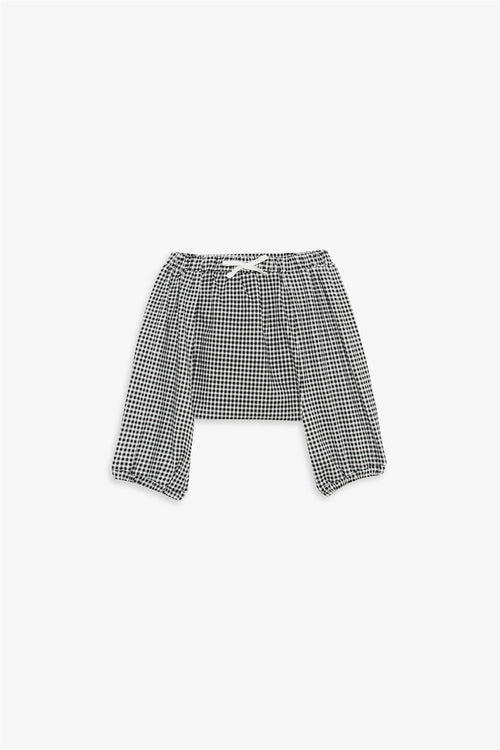 Baby Girl Gingham Pant