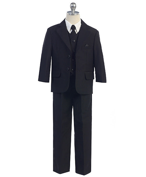 Two Button Suit 5 Piece Suit