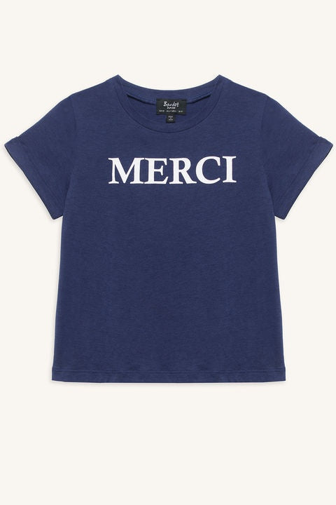 Merci Frenchy Tee