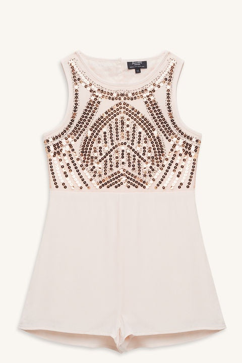 Tori Beaded Playsuit