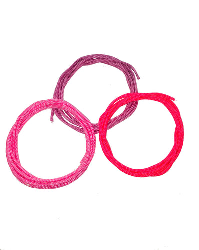 Braided Nylon Weave™ Pinks Pack