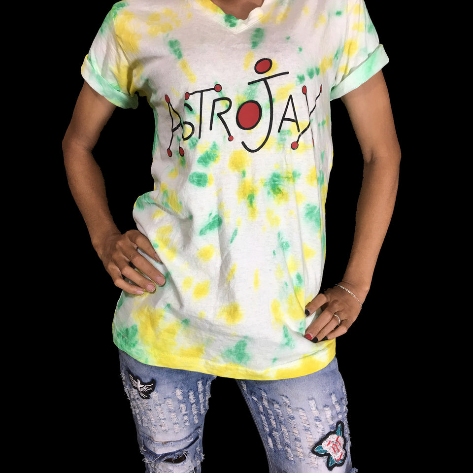 Astrojax Yellow/Green T-Shirt