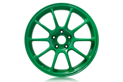 Volk Racing ZE40 17x9 5x114.3 40mm GT Green