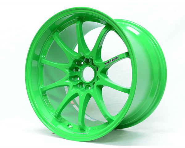 Volk Racing CE28N 17x8 5x114.3 33mm GT Green