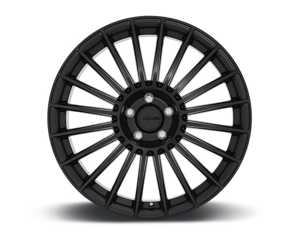 Rotiform BUC Matte Black Cast Monoblock Wheel 19x8.5 5x114.3 35mm