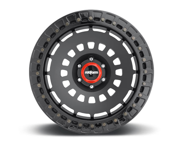 Rotiform CCV-OR 2-Piece Forged Welded Flat Wheels
