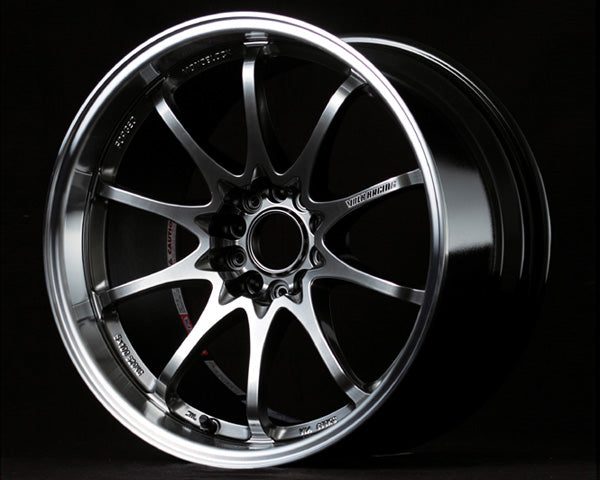 Volk Racing CE28N 10-Spoke Wheel Formula Silver 18x9.5 5x114.3