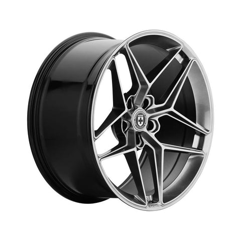 HRE FF11 Flow Form Wheel  20x10 5x114 35mm Liquid Metal