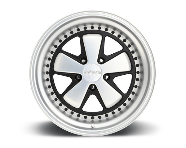 Rotiform FUC 3-Piece Forged Deep Concave Center Wheels