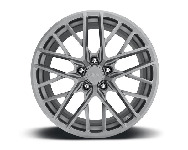 Rotiform HND 3-Piece Forged Flat/Convex Center Wheels