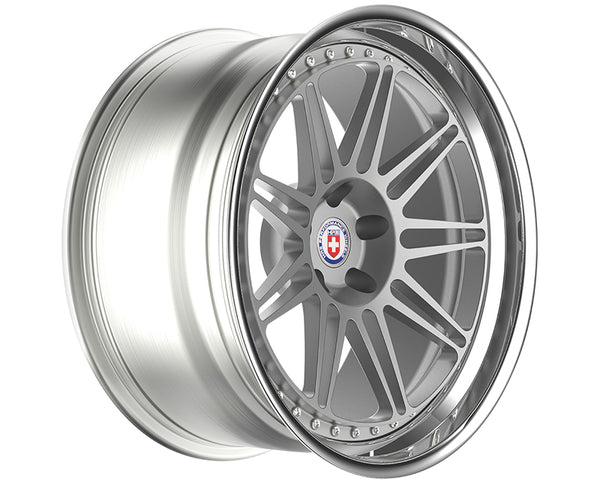 HRE Classic Series 301 3-Piece Wheel