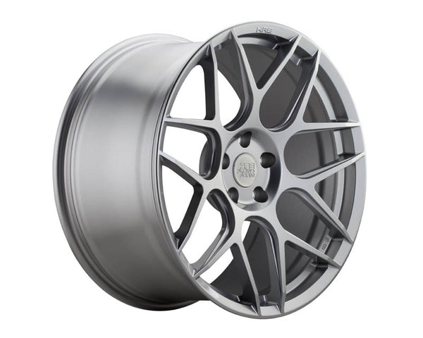 HRE FF01 Liquid Silver FlowForm Wheel 20x11 5x114.3 45mm