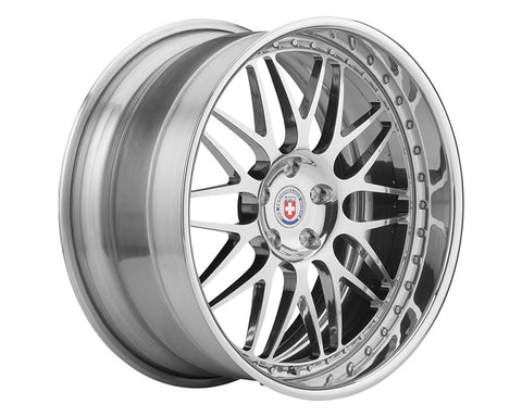 HRE 540R 3-Piece Wheel