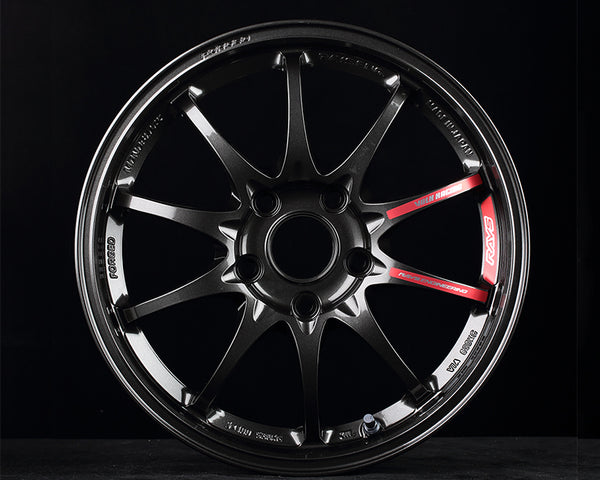 Volk Racing CE28 Club Racer II Black Edition Diamond Dark Gunmetal Wheel 18x9.5 5x114.3 +45mm