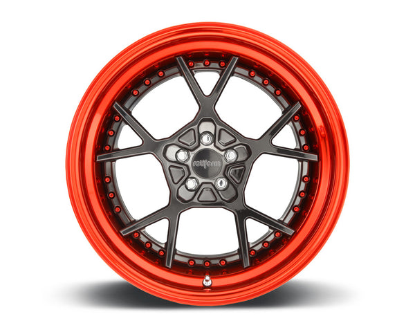 Rotiform KPS 3-Piece Forged Deep Concave Center Wheels