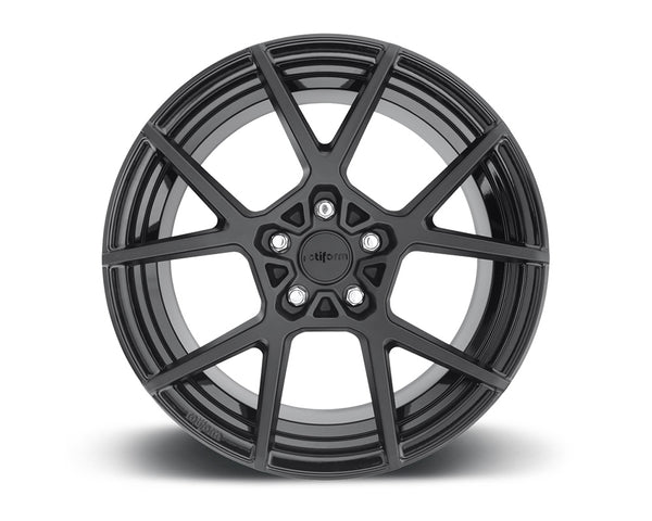 Rotiform KPS Two-Tone Black Cast Monoblock Wheel 20x9.5 5x114.3 35mm