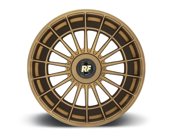 Rotiform LAS-R 3-Piece Forged Concave Center Wheels