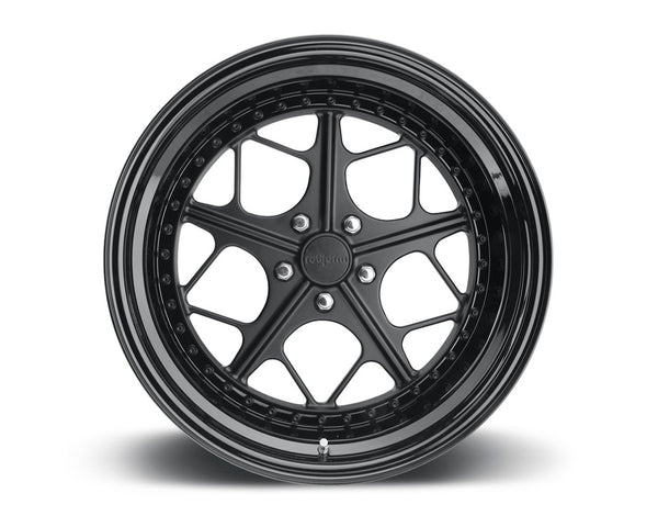 Rotiform LGB 3-Piece Forged Concave Center Wheels