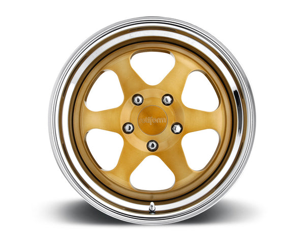 Rotiform MHG 2-Piece Forged Welded Flat Wheels