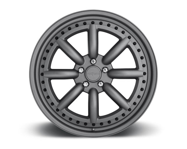 Rotiform MLW 3-Piece Forged Deep Concave Center Wheels