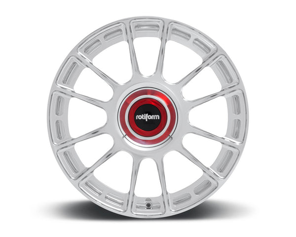 Rotiform OZR 3-Piece Forged Deep Concave Center Wheels