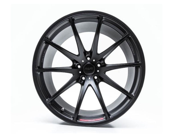 Volk Racing G25 20x11 5x114.3 5mm Pressed Black
